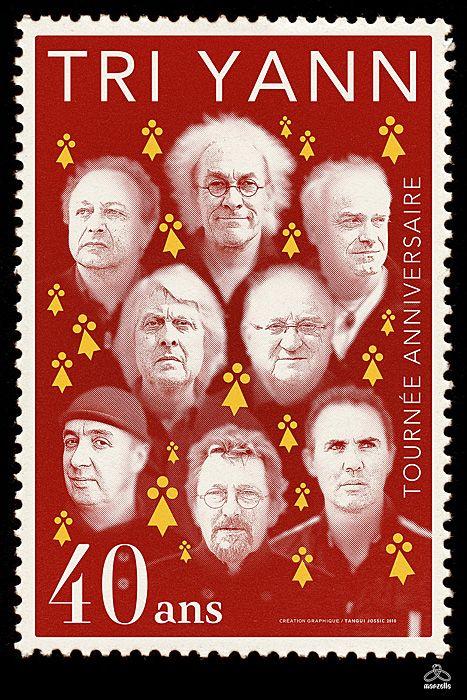 Concert Tri Yann « 40 ans, toutes ses dents, Tournée Anniversaire ! »